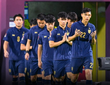 Thailand national football team after being in Pot 2